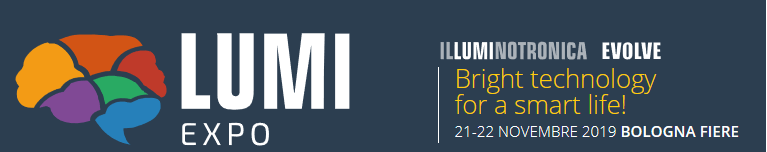Lumi Expo Bologna: Gildo Tomassetti relatore al convegno sulle Smart City
