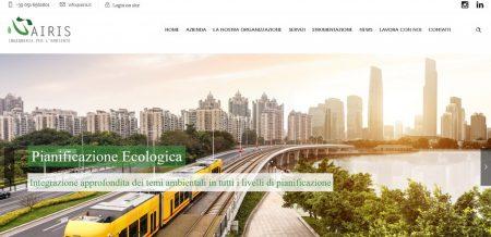 E' online il nuovo sito web di Airis srl!