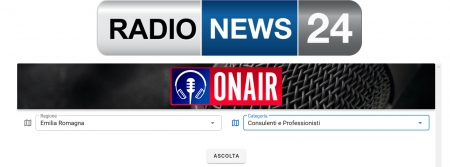 RadioNews 24 OnAir: Intervista a Juri Albertazzi