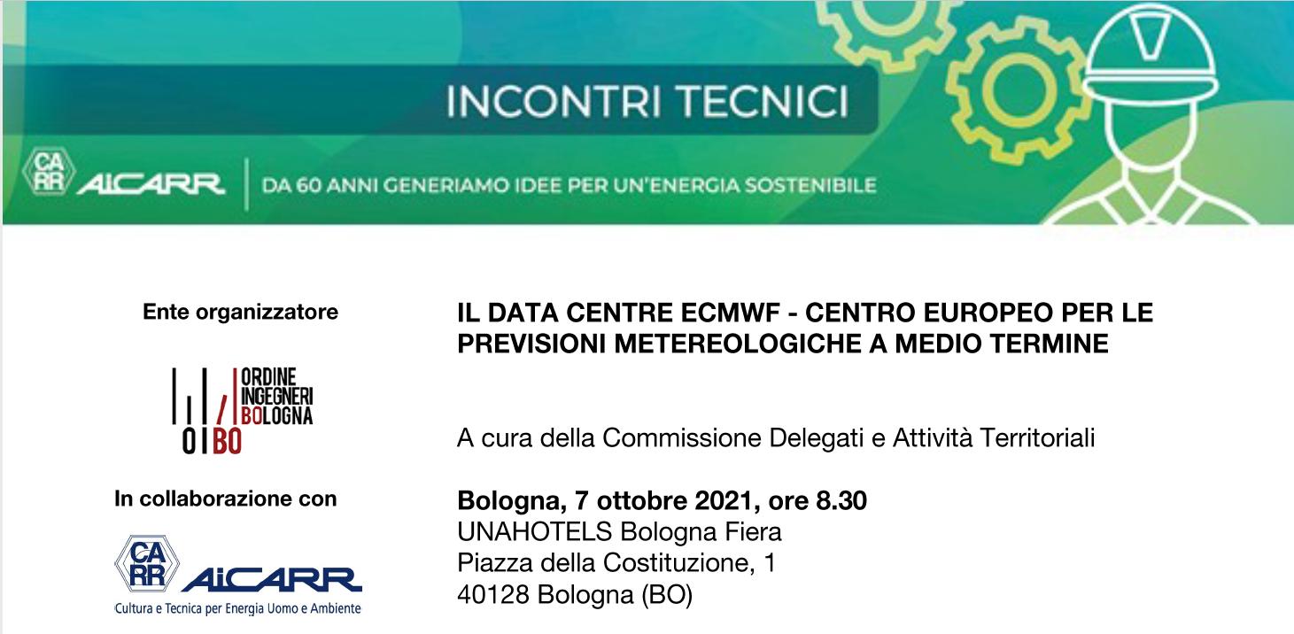 Lorenzo Malucelli di Airis fra i relatori dell'incontro tecnico di presentazione del nuovo data center